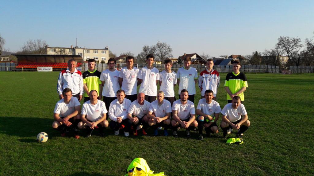 Podporujeme 1.FK Buzitka. Najlepšia Milenka je Jolanka